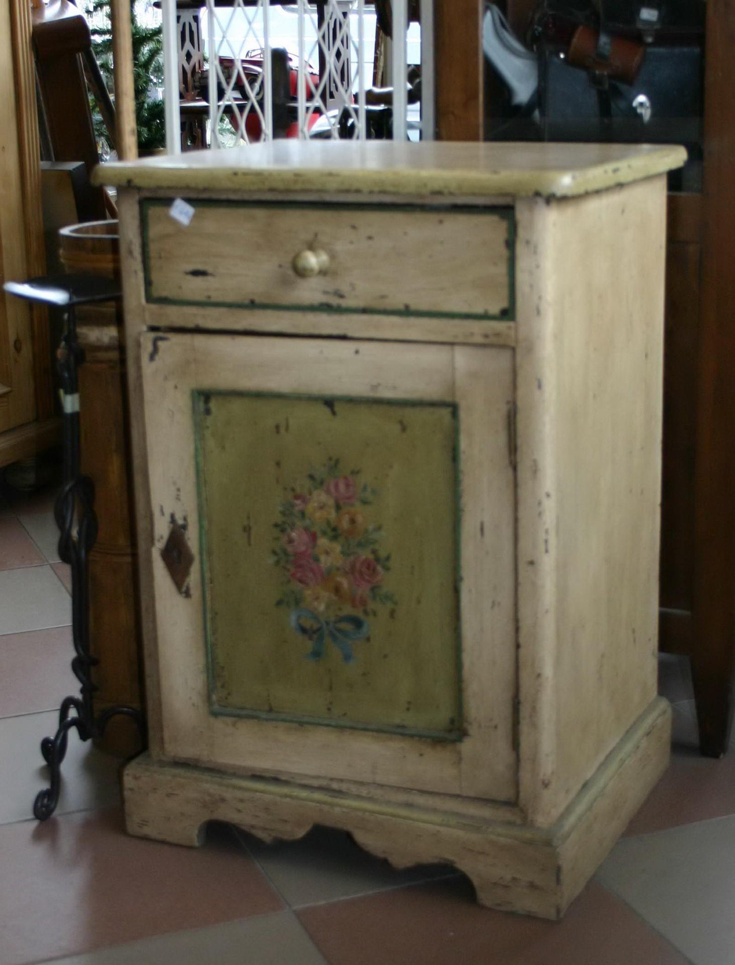 Armadi Tirolesi Dipinti mobili dipinti - armadi, cassettoni, madie, comodini